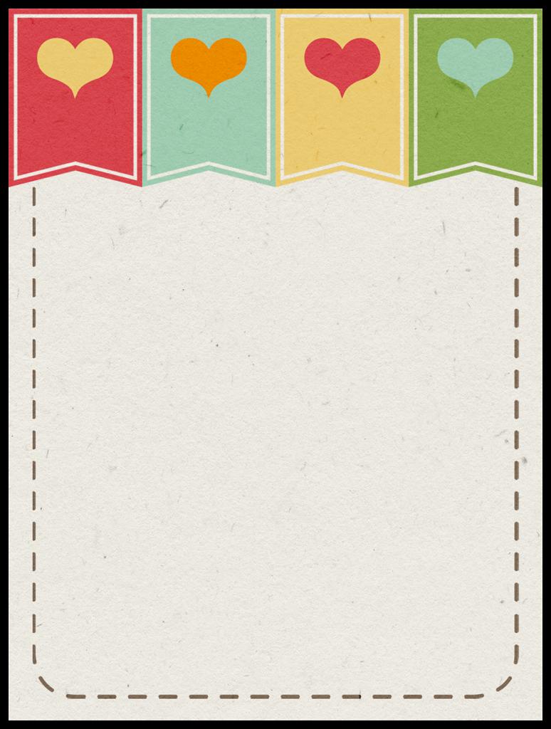 journal card, scrap, digital, descargar