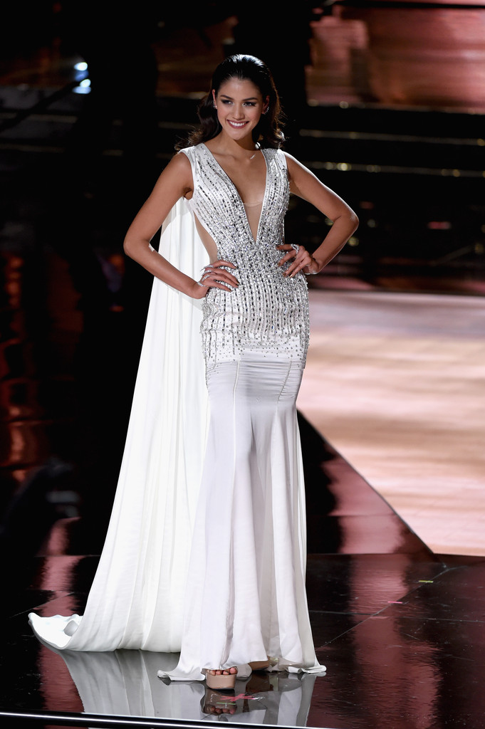 SASHES AND TIARAS....Best Beauty Pageant Gowns of 2015! | Nick Verreos