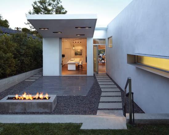 contoh gambar teras depan rumah inspirasi dekor rumah