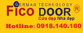 Cửa FICODOOR- ĐT 0918.140.160