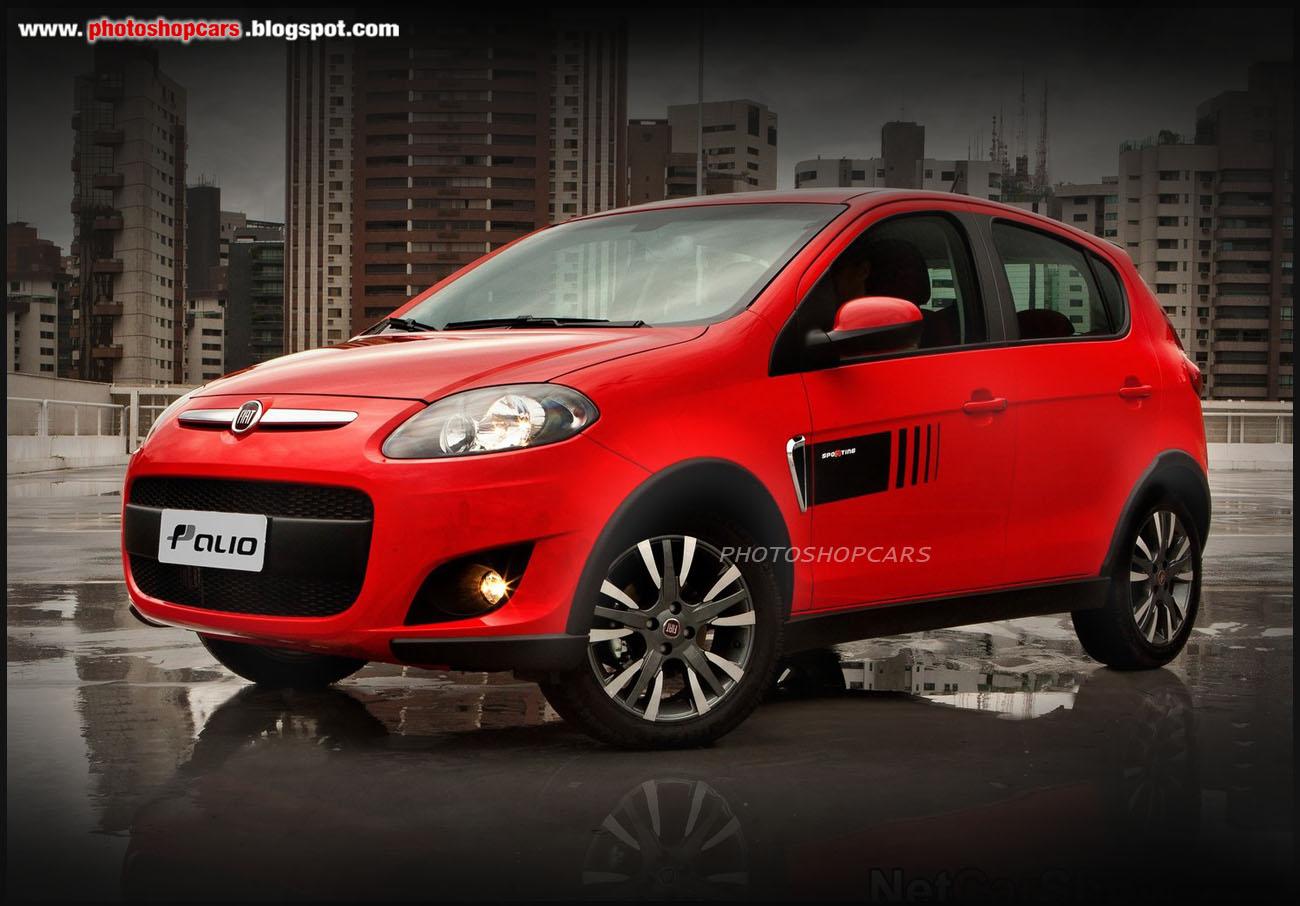 Novo Fiat Palio 2012