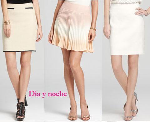 falda glamour