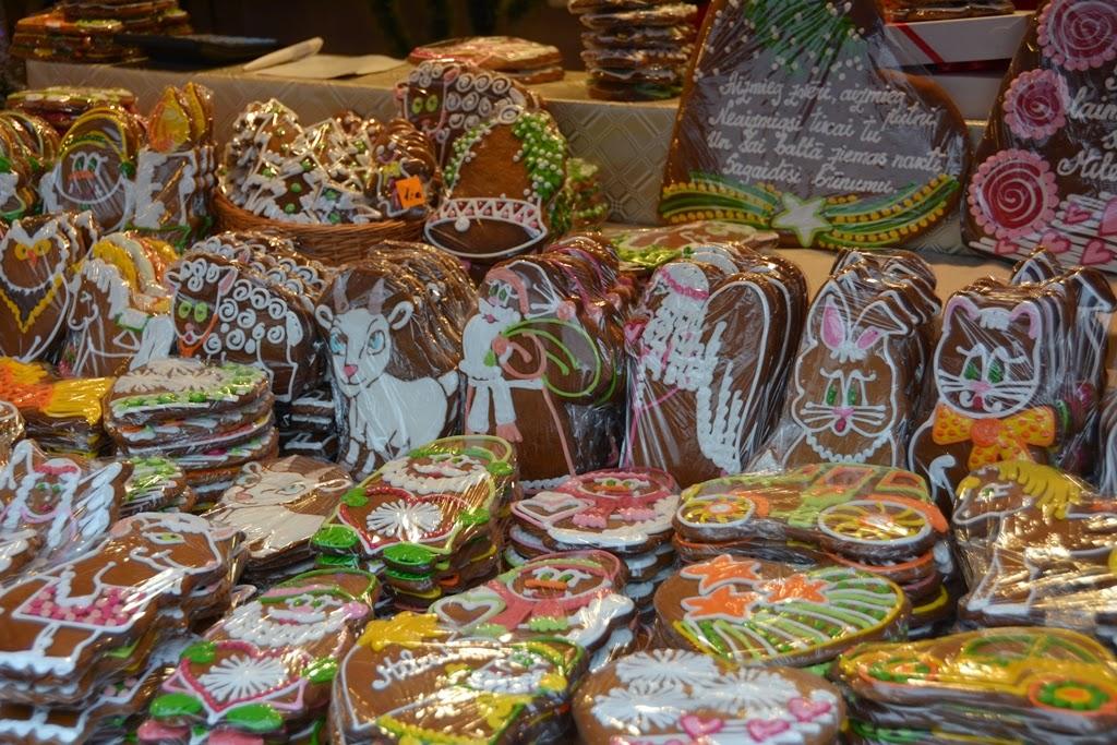 Christmas Market Riga candy