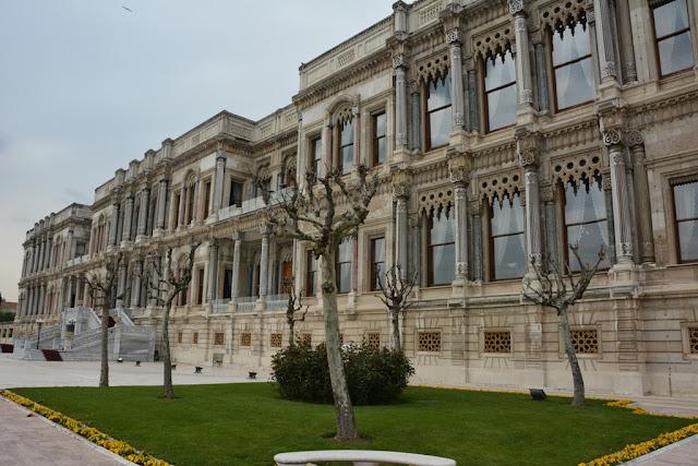 Ciragan Palace Istanbul