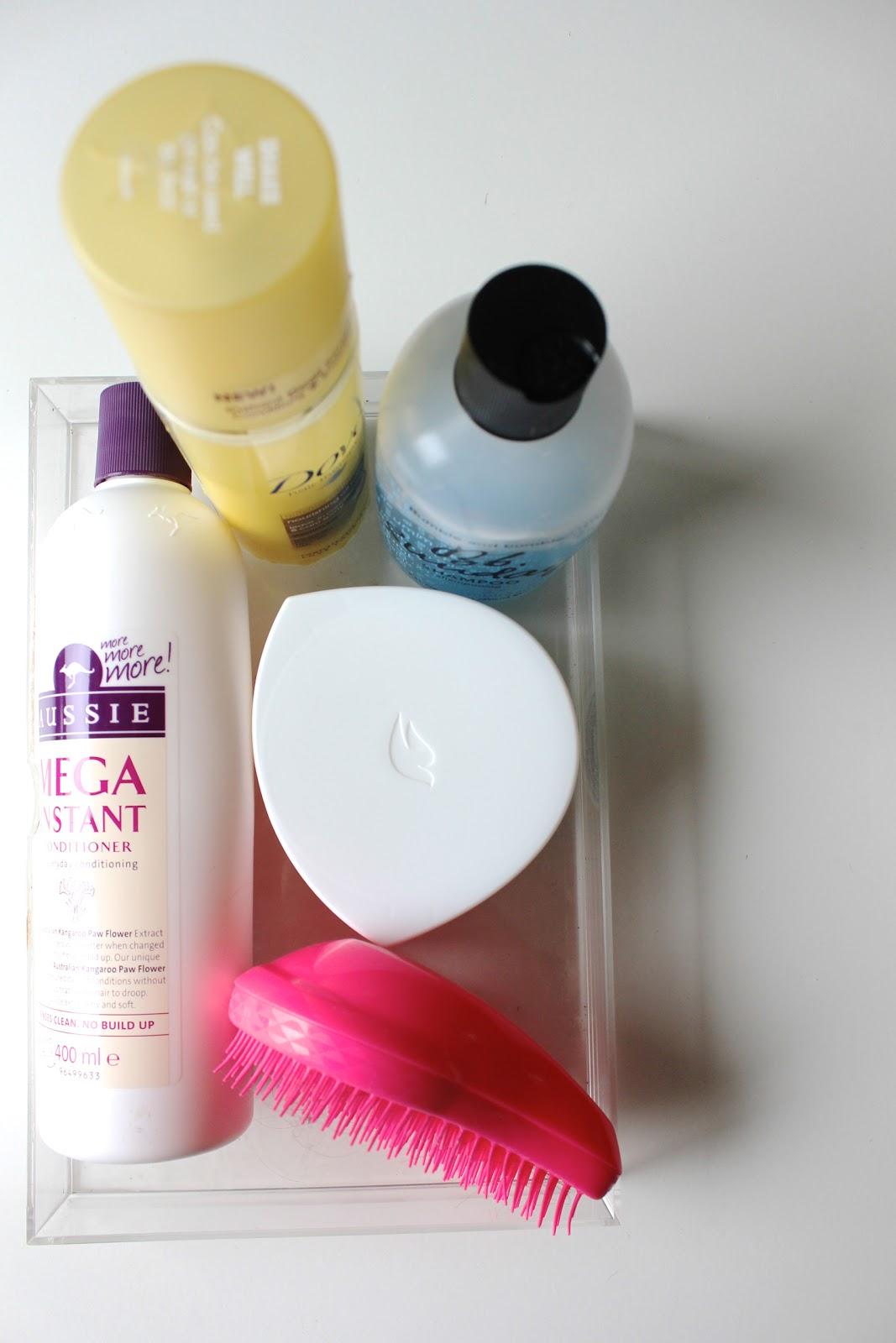 Fuss Free Haircare Routine