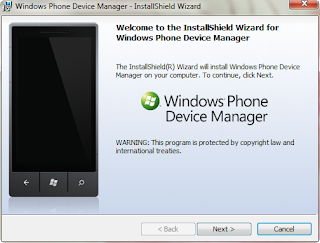 Download Windows Phone Device Manager 1.10.0.0 Beta