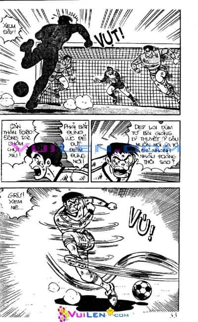 Jindodinho - Đường Dẫn Đến Khung Thành III  Tập 17 page 33 Congtruyen24h