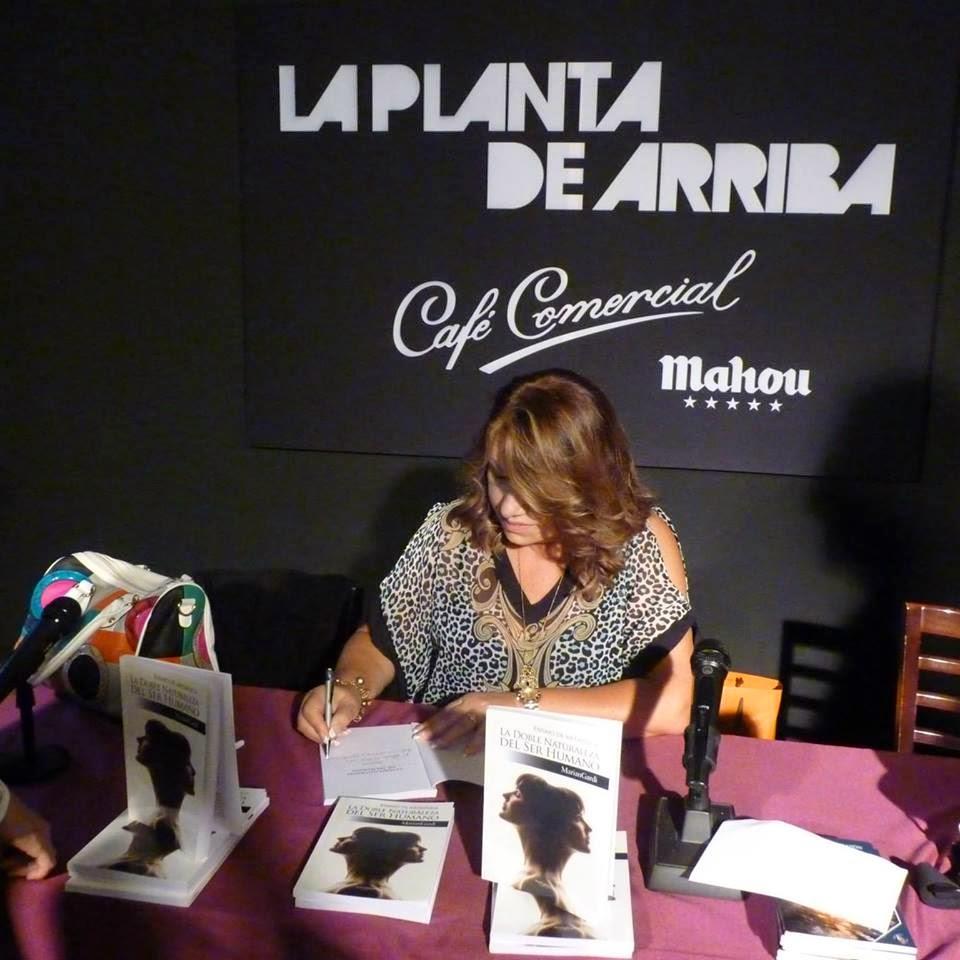 Presentación en Madrid  Julio 2013