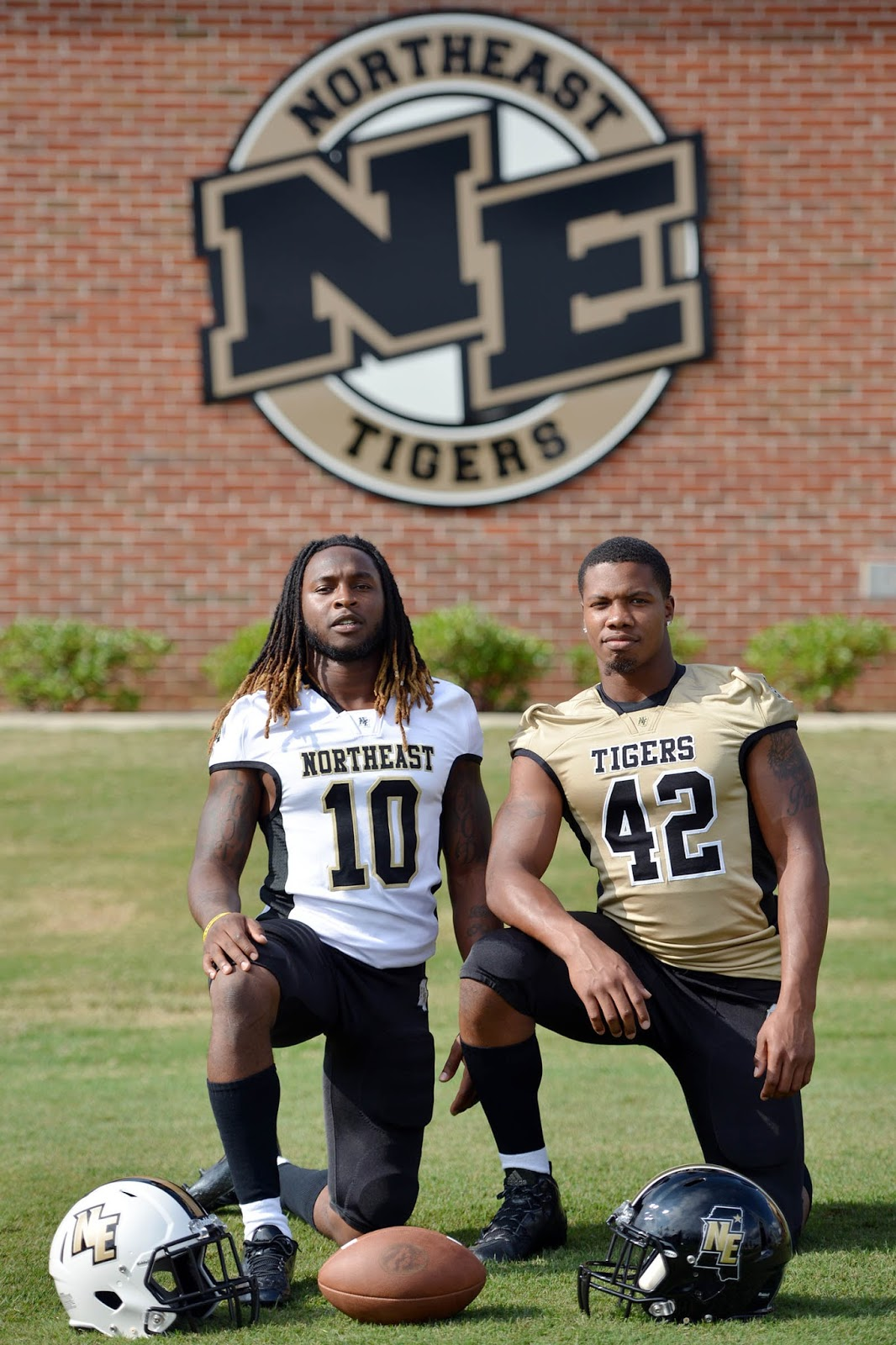 Panola Countians Make Nemcc Football Team Tiger Wire