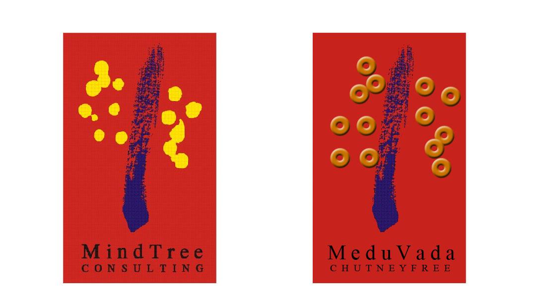 indian it company logo parody solancer