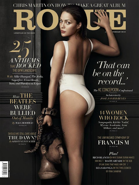 January2012 Rogue KC Concepcion Covers ROGUE Magazine January   February 2012 Issue