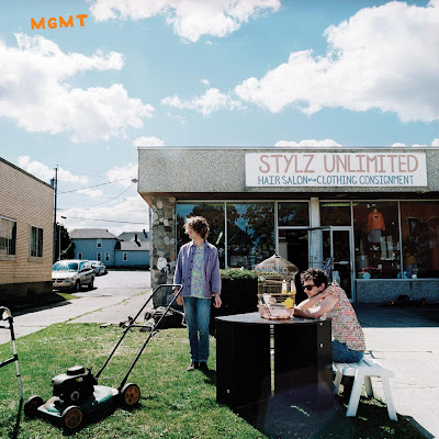 "MGMT ""Your Life Is A Lie"""