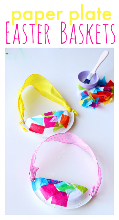 http://www.notimeforflashcards.com/2014/03/paper-plate-easter-baskets.html