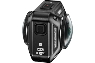 Action Cam Pertama Nikon