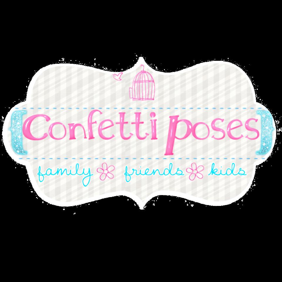 Confetti Poses
