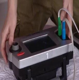 Inilah alat yang digunakan untuk lelaki yang ingin cuba rasa sakit bersalin