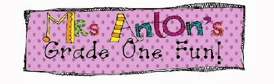 Mrs. Anton's Grade 1 Fun!