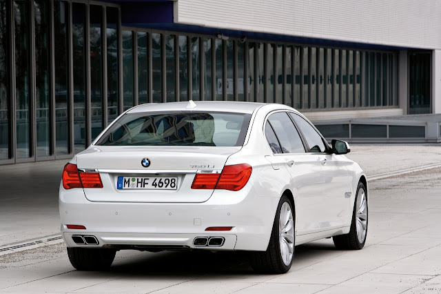2010 BMW 760Li