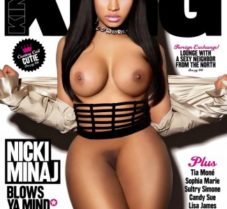 nicki vagina naked minaj open