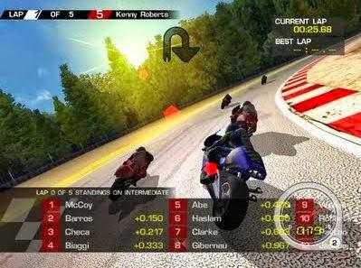 Tải Game Đua Xe Moto 3D