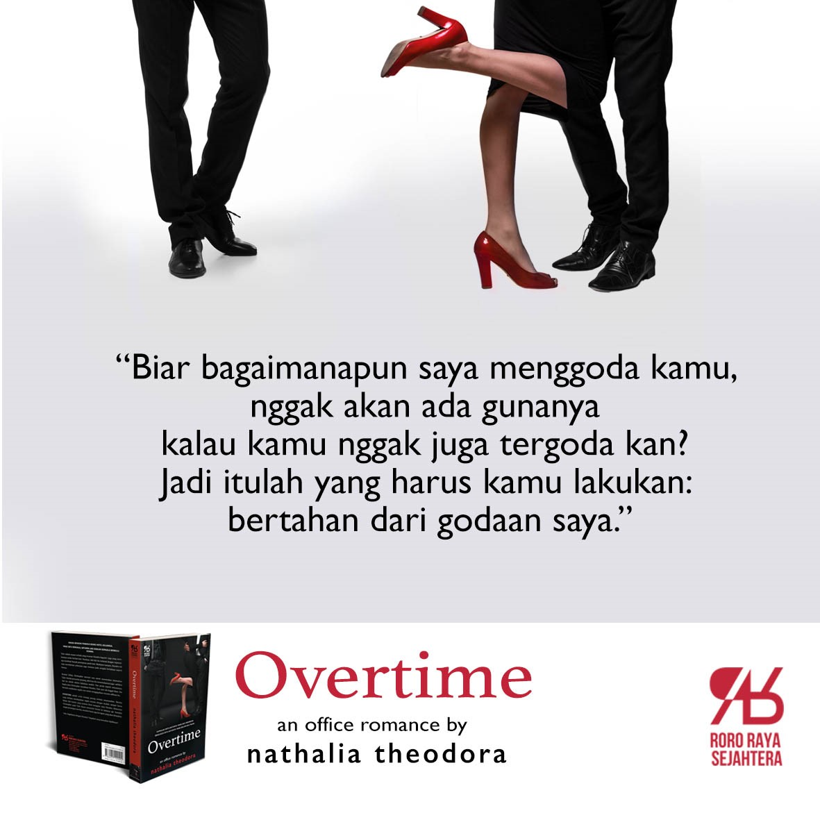 Overtime - Nathalia Theodora