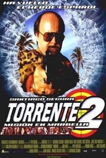 Torrente 2 en Español Latino