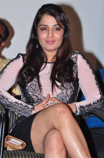 Nikita Latest Stills At Terror Movie Logo Launch
