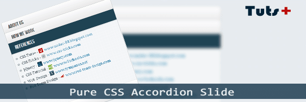 Pure Accordion With CSS