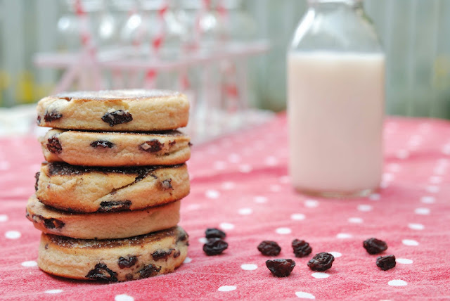 recette anglais welsh cakes