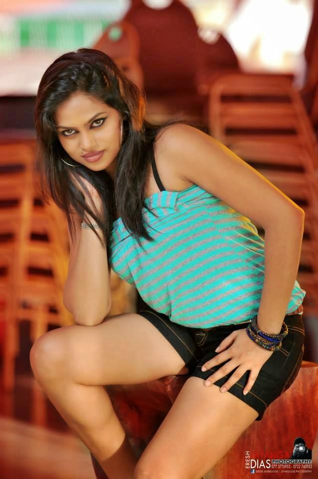 Thanuja Jayasinghe shorts gala