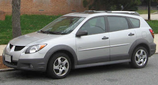 Pontiac Vibe / Toyota Matrix
