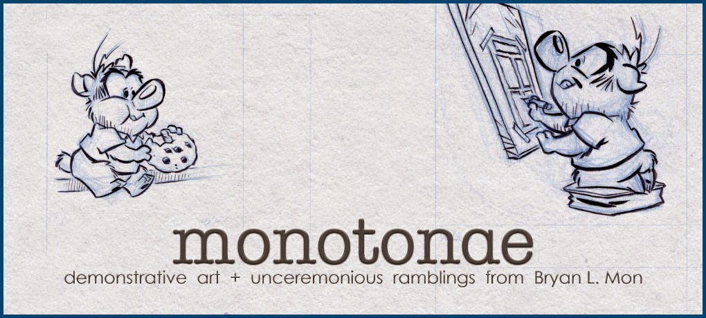monotonae