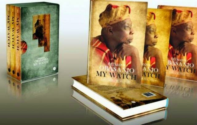 pirated copies obasanjo book