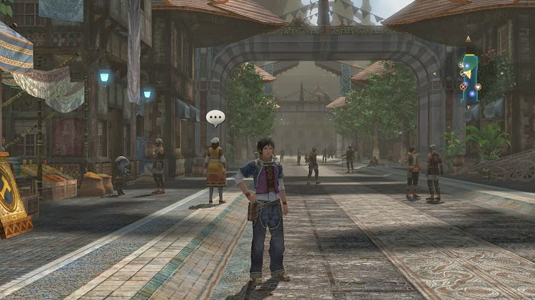 The Last Remnant PC Part 1 - Screenshot 2