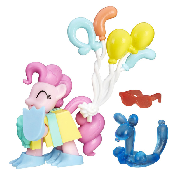 Pinkie Pie Blind Bags Mlp Merch