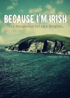 Because I'm Irish: An Unexpected Novel