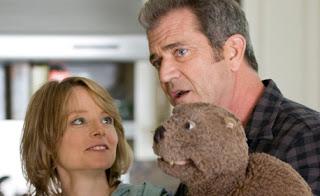 Escena de El Castor con Mel Gibson y Jodie Foster