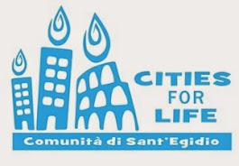 Cities for Life 2014: Città per la Vita, per un mondo senza pena di morte
