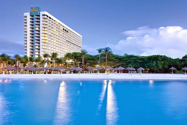 El nuevo y lujoso Riu Palace Antillas de Aruba