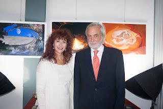 Maria Cristina Guberti e Bruno Paolo Benedetti