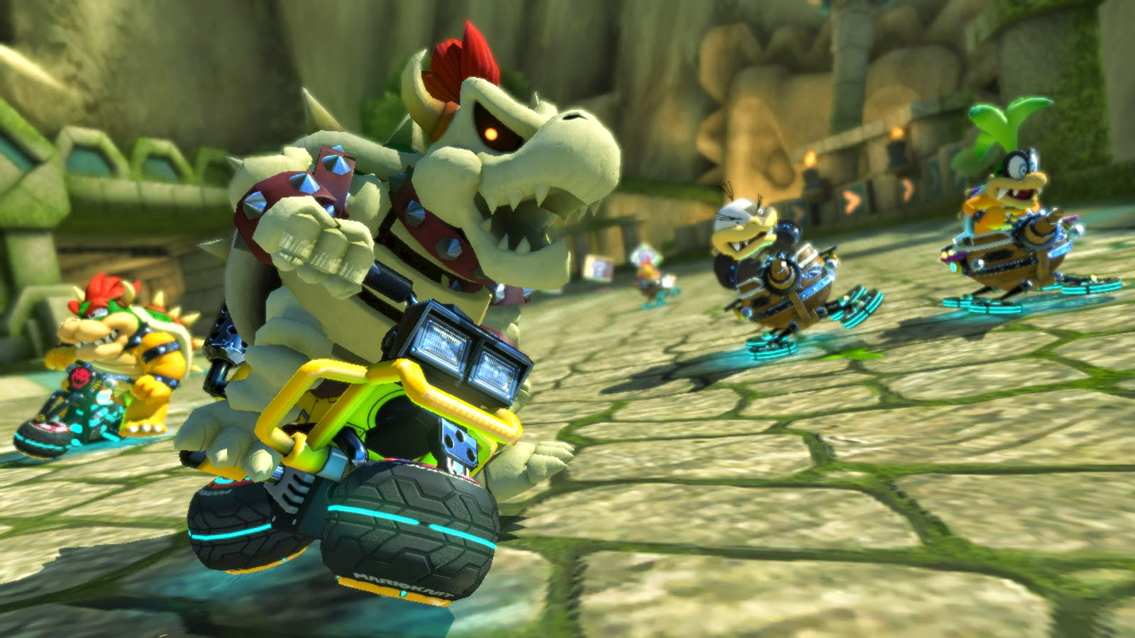 mario kart 8 how to buy dlc