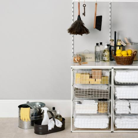 5 tips para organizar tu lavadero penelope home for Ideas de lavaderos
