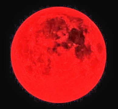 Blood Moon Eclipse 2015 The coming blood moons of 2014