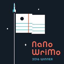 NaNo 2016!