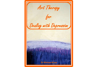 Art Therapy for Dealing with Depression Book