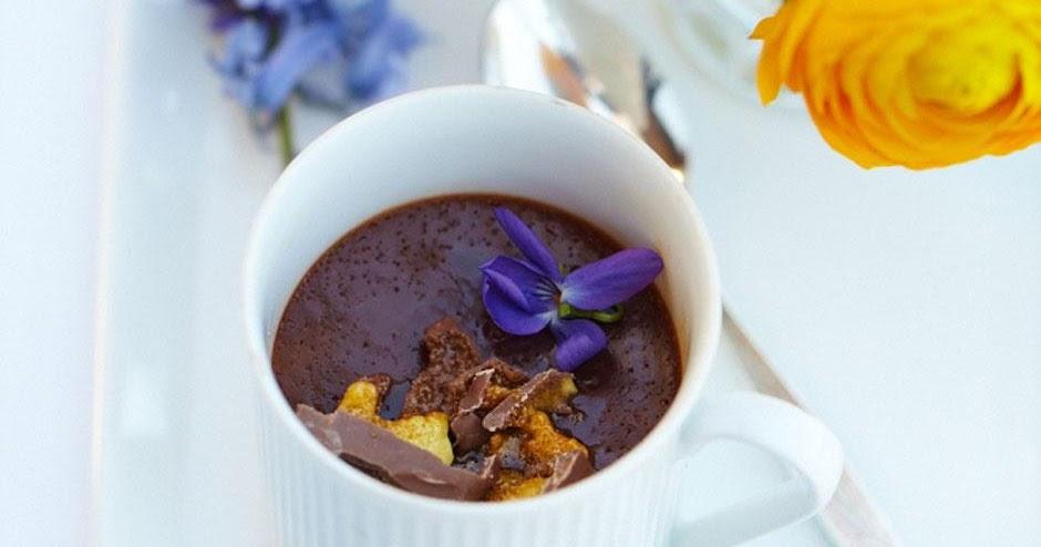 Tea-infused Chocopot recipe