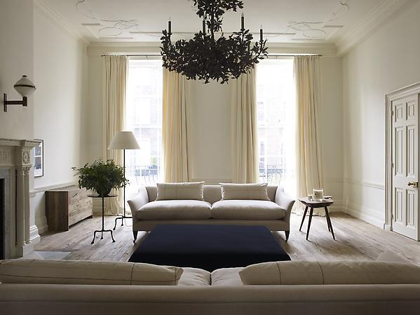 Un interior ingl s al mas puro estilo wabi sabi english - Estilo ingles decoracion interiores ...