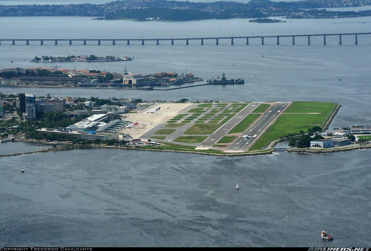 Aeroporto Rio De Janeiro : Flight reports brasil infraero promete investir no sdu