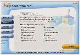 تحميل برنامج speedoptimizer لزيادة سرعة الانترنت والكمبيوتر