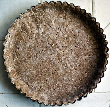 coconut oil whole wheat pie crust